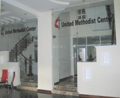 United Methodist Conference Center in Ho Chi Minh City, Vietnam